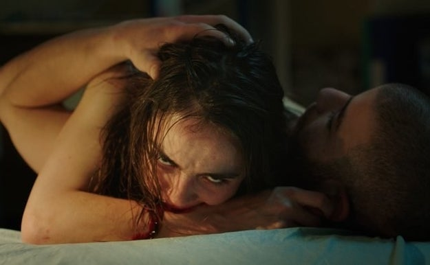 Maybe you enjoy watching creepier sex scenes — like the ones in Raw.
