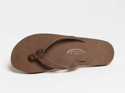 eb28f8be739 2. Rainbow sandals with layers of memory foam that ll mold into the exact  shape of your foot. It also helps that they re boho as hell.