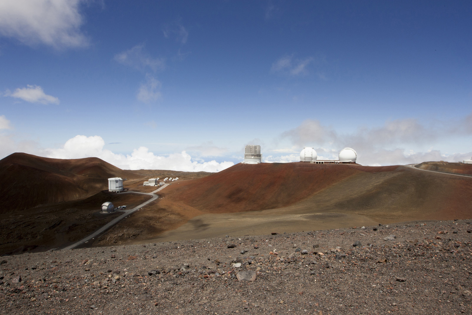 A Judge In Hawaii Has Recommended That A Controversial Telescope Project Be Allowed To Move Forward