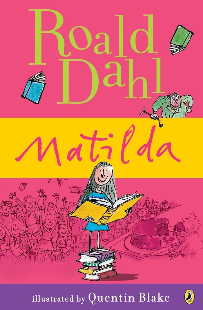 """""""Matilda wasn't offered the opportunity to learn when she wanted to, so she took it upon herself to do so."""" — madeleinek43e5c5a7bGet it on AmazonGet the audiobook"""