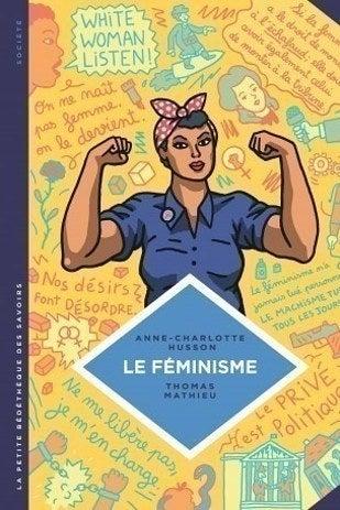 bande dessinee feministe