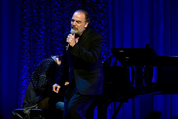 Patinkin, who made a name for himself with shows like Sunday in the Park With George and Evita, hasn't been on Broadway since An Evening With Patti LuPone and Mandy Patinkin in 2012.