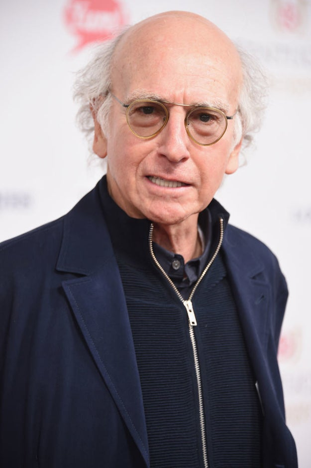 Welp, Turns Out Larry David And Bernie Sanders Actually ARE Related