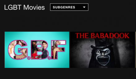 Who can forget the time that the Babadook came out of the closet?