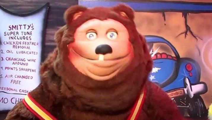 Aunque te daban un poquito de miedo los osos mecánicos.