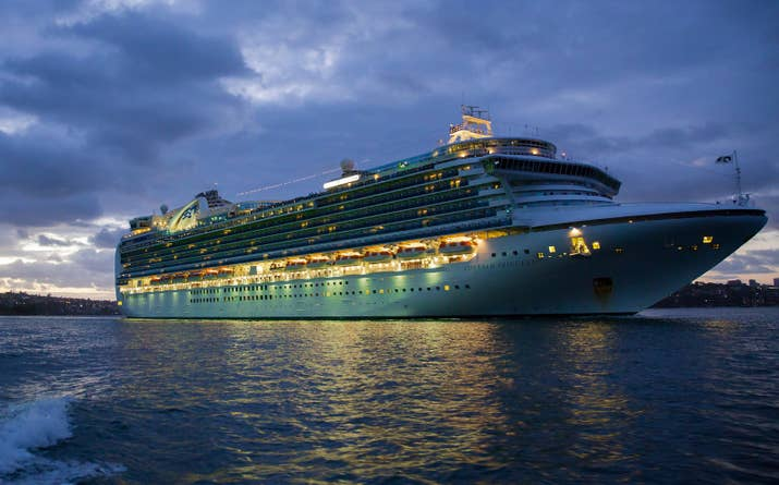 A Husband Allegedly Killed His Wife While On A Cruise With Their - What happens when someone dies on a cruise ship