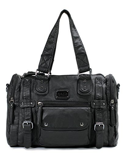 A fashionable design that makes a good everyday bag thanks to its numerous bc1bedf78438a
