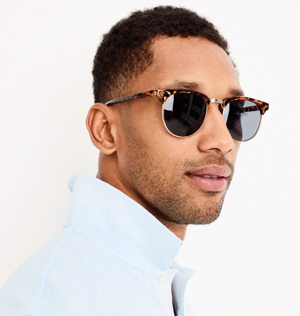 Get the wayfarers from J Crew Factory for $15.50 (available in two colors) or aviators from Amazon for $11 (available in six colors). Check out Gap, Diff Eyewear, and MVMT for more sunglasses. And read our list of the best sunglasses on Amazon here.