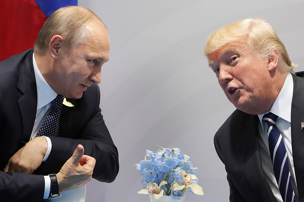 Congress Just Tied Trump's Hands On Russia Sanctions By A Veto-Proof Margin