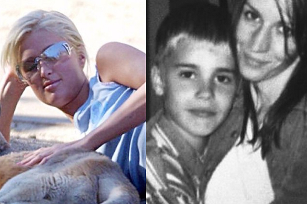 11 Celebrity #TBTs You Need To See This Week