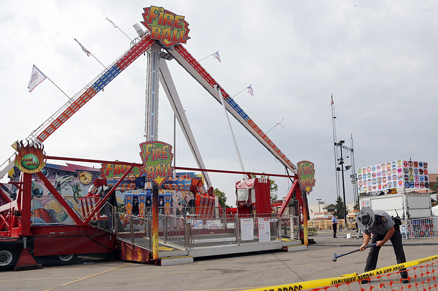 Fairs Across The US Are Shutting Down Attractions After Deadly Ohio Ride Accident