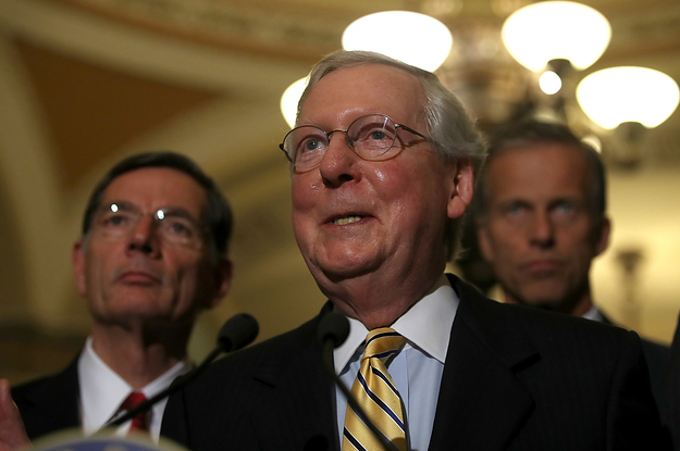 Senate Republicans Just Released Their Final Health Care Bill Ahead Of Midnight Vote
