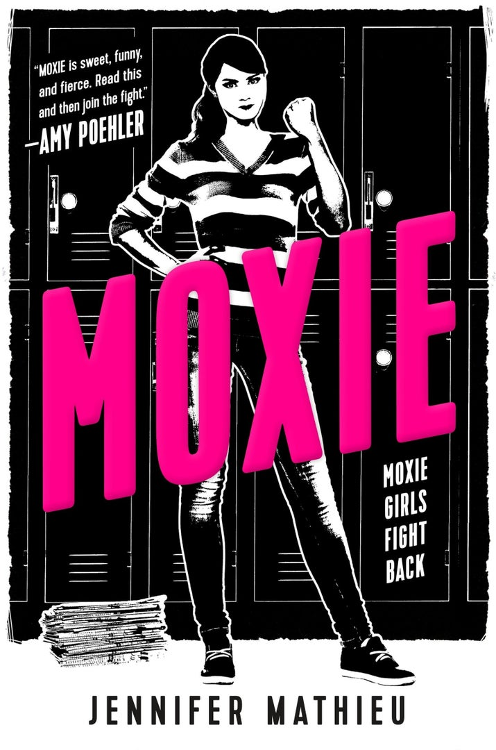 Moxie is a brilliant novel about real girls kicking ass, which I for one know I would have like to read more about, growing up. The story follows Moxie as she faces the double standards young girls are infinitely familiar with. With a powerful feminist message and loads of spunk, it's an inspiring read that brings feminism to girls and boys in a brilliantly fun way.Get it on Amazon.Get the audiobook.