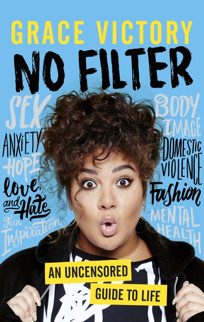 No Filter is a brilliant book for reminding you you're not alone, and for wrapping your head around difficult issues. TV presenter Grace Victory chats through all of the trials and joys of becoming a person, from embarrassing moments to body image to rough home lives. It's a lovely, encouraging, and laugh-out-loud read that's perfect for guiding you through a difficult time.Get it on Amazon.