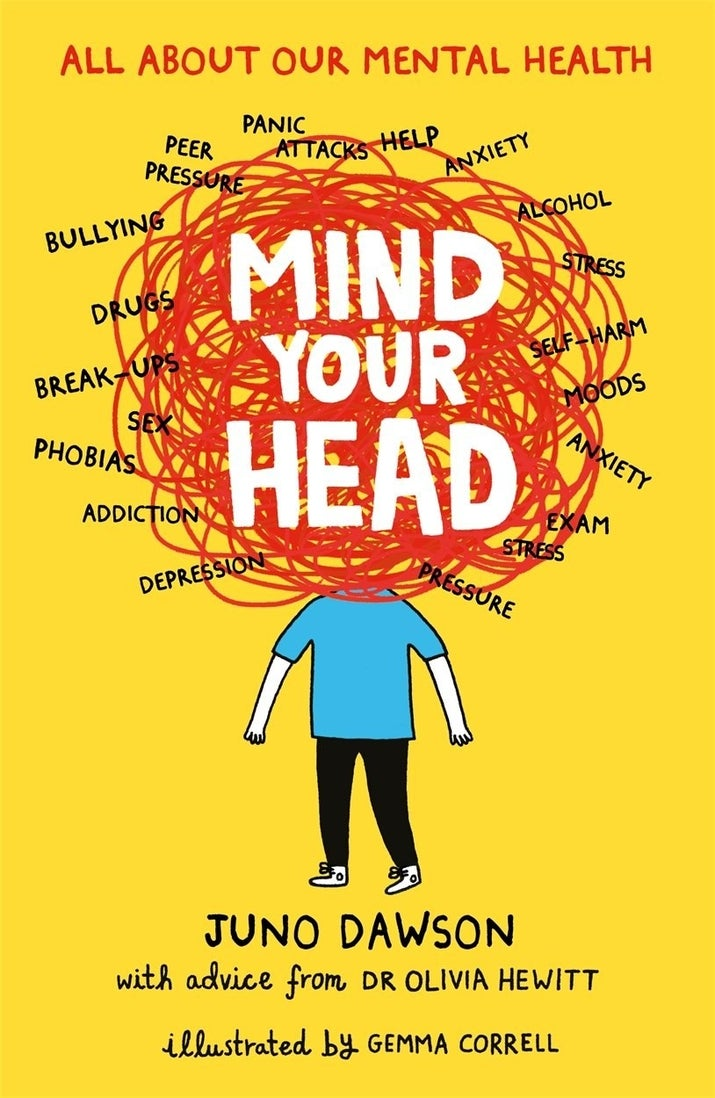 Here's a comforting, medically sound guide to understanding mental health as a teenager. With excellent illustrations by artist (and mental health activist) Gemma Correll, thoughtful and funny storytelling from Juno Dawson, and top advice from Dr Olivia Hewitt, it's an ideal way to start looking after your mind.Get it on Amazon.
