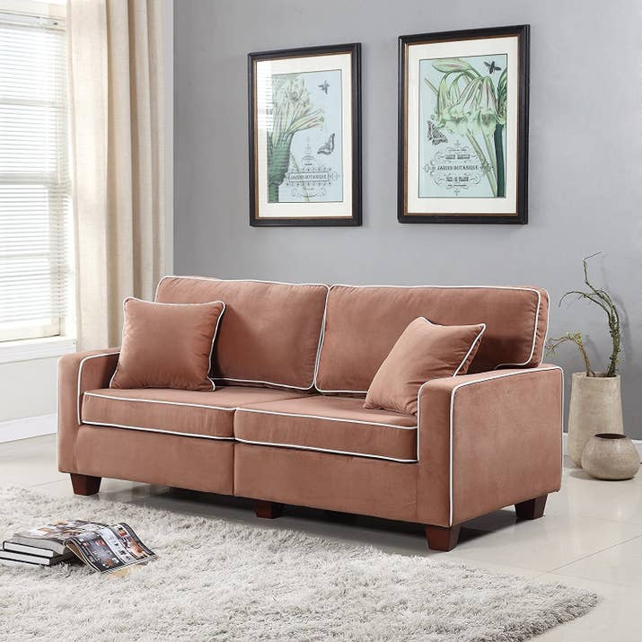 """Promising Review: """"For the price, you cannot go wrong. This is a nice looking and functional piece of furniture that really adds to the decor of the room."""" —Amazon CustomerPrice: $219.99"""