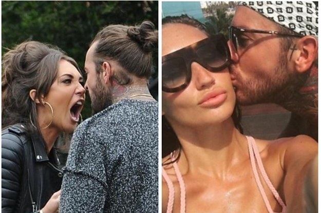 All The Evidence Suggests This Very On/Off Celeb Couple Are Back Together