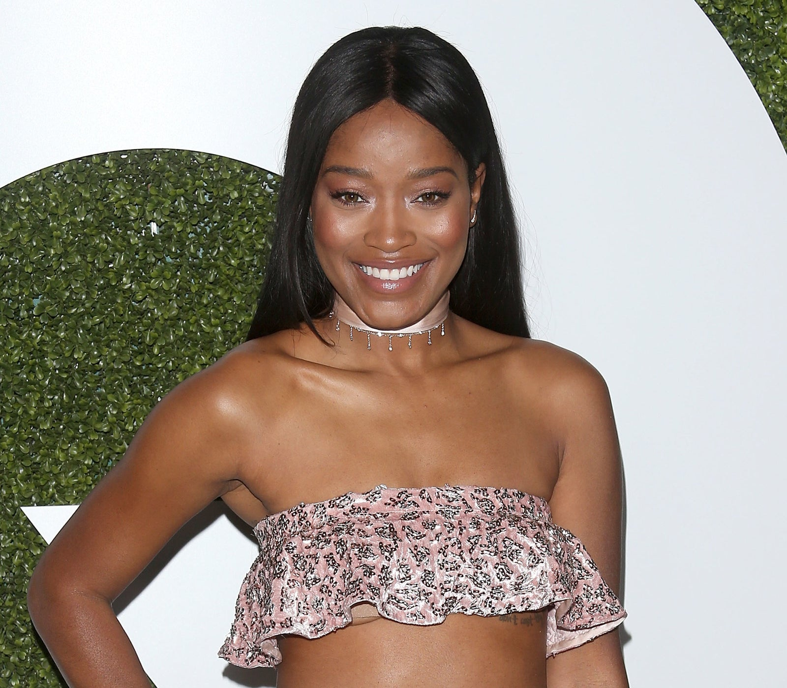 And Keke Palmer is one celebrity making that argument. During a recent interview with Yahoo! Beauty, the 23-year-old actor explained why social media makes it hard to remain authentic.