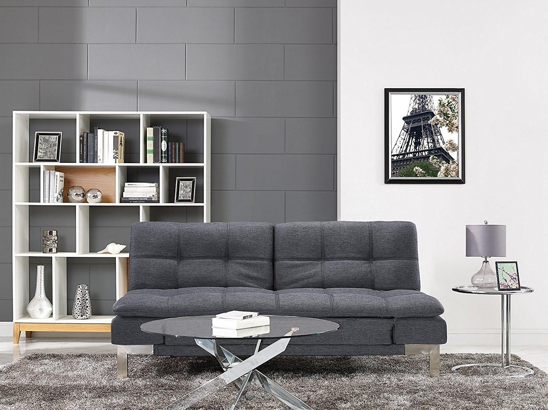 A Modern Sofa Thatu0027ll Look Perfect In A Minimalist Themed Room.