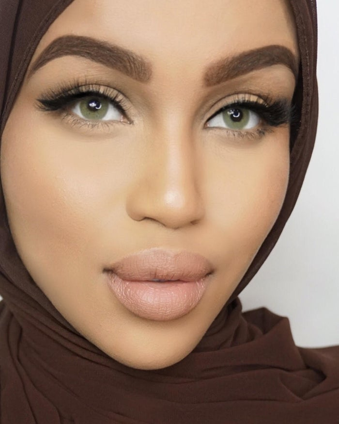 """""""MAC's Velvet Teddy is my all time favourite lipstick! It's flesh tone, very subtle, and makes me feel most like myself. I wear it when I'm not 100% sure about a look, or if I'm anxious about where I'm going. It's my comfort."""" –Osob MohamudGet it from Ulta for $17."""