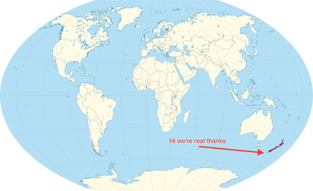 Hi, everyone. So. New Zealand is a small (but great) country.