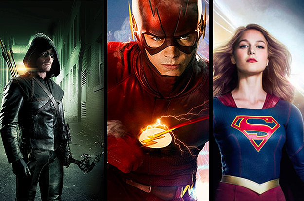Are You More Team Flash Team Arrow Or Team Supergirl