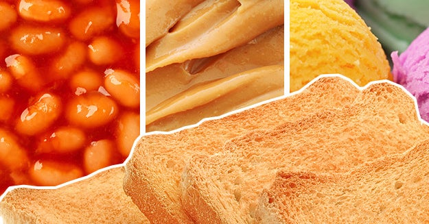 Be Honest, Would You Eat These Foods On Toast?