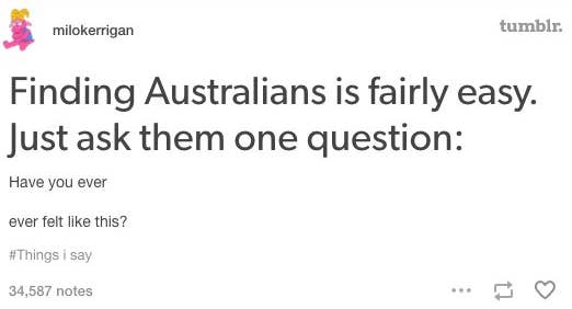 Really Damn Funny Tumblr Posts About Australia - 26 christmas tumblr posts that will leave you laughing