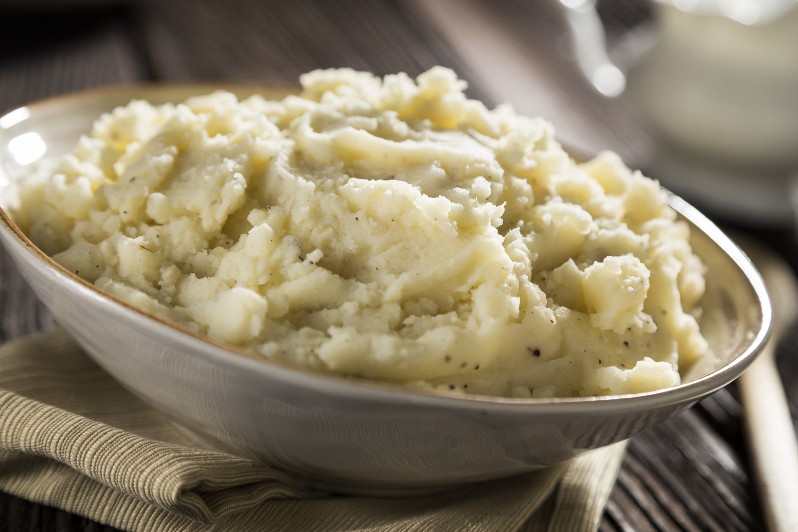 Apparently We've All Just Been Cooking Mashed Potatoes Wrong