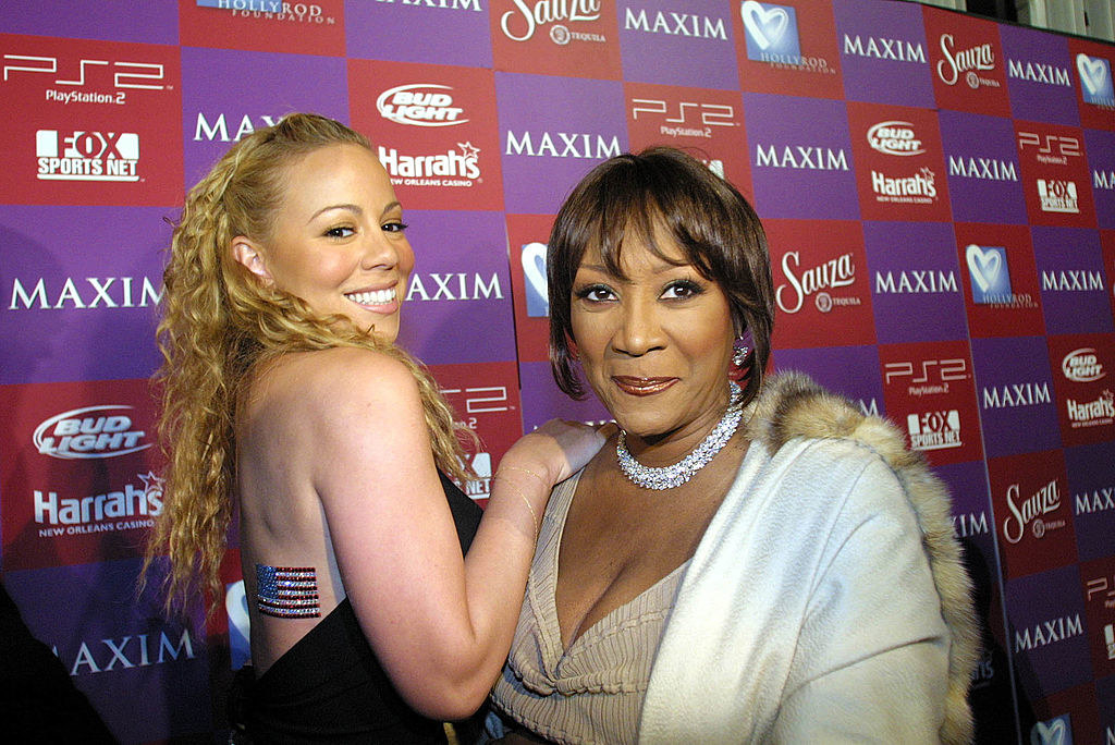 mariah and patti labelle