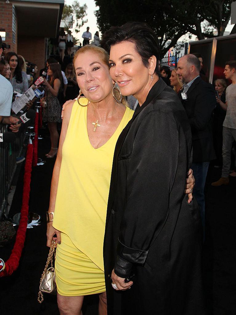 kathie lee and kris jenner