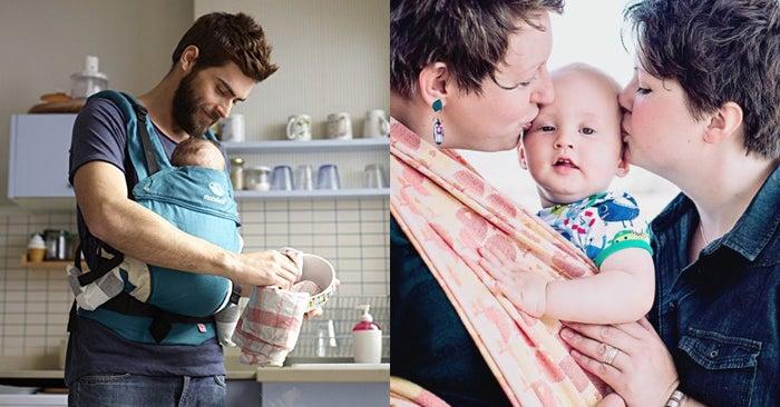 Ob Komforttrage oder Tragetuch: Mit einer Tragehilfe habt ihr euer Baby immer bei euch und trotzdem die Hände frei. Das ist für den Alltag superpraktisch und beruhigt Babys in der Regel sehr schnell. Säuglinge lieben es, warm und behütet am Körper ihrer liebevollen Bezugsperson zu sein. Außerdem wiegt euer Gehen sie meist sanft in den Schlaf. Die Trageposition hilft übrigens oft auch gegen Koliken, Bauchweh und Überreizung. Wenn ihr anfangs überfordert mit der großen Auswahl an Tragehilfen seid, oder nicht wisst, wie ihr die Dinger richtig anlegt, bucht unbedingt eine Trageberaterin! Viele kommen sogar zu euch nach Hause.