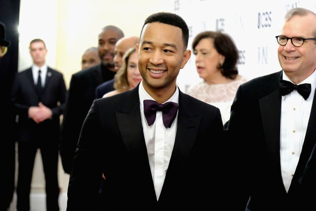 Do you ever look at John Legend and think to yourself, Hmm, that dude looks kind of familiar?