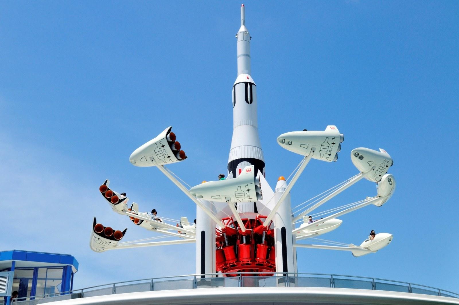 東京ディズニーランド開園当初から親しまれてきたアトラクション「スタージェット」が、10月10日で約34年間のフライトを終了します。