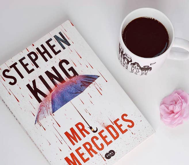"""""""Mr. Mercedes by Stephen King is so amazingly terrifying."""" —lenolina23""""This story is chilling and filled with plot twists that literally made me gasp. The entire trilogy is riveting. I couldn't put any of the books down."""" —ashleyb45512dc8cGet this from Amazon for $11."""