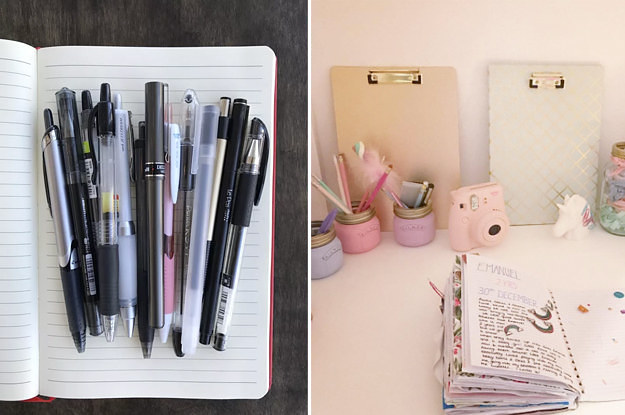 19 Things Stationery Addicts Do That No One Else Does