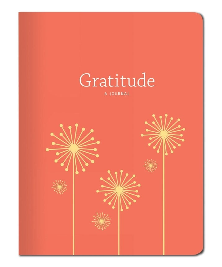 """Even on the worst days, you can always find something to appreciate.Promising review: """"I love this journal! I have purchased five so far. It really has changed my mindset. I have so many things to be thankful for and this journal helps me to keep that at the forefront of my mind."""" —Lisa HackneyGet it from Amazon for $5.53."""
