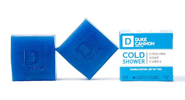 """Promising review: """"I love these cubes! I feel so fresh, so clean, and so refreshed after I get out of the shower, and that's nice when it's already 115 degrees in Vegas!"""" —MarshallGet a set of two from Amazon for $10.77."""