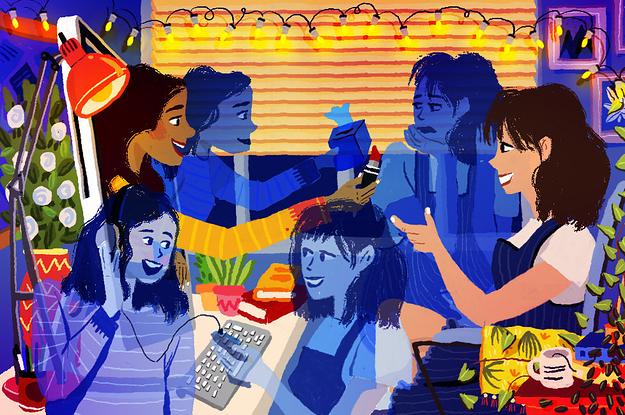 how to meet friends online