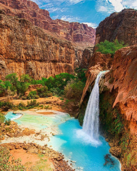 19 natural pools around the world that 39 ll make your jaw drop for Natural pools arizona