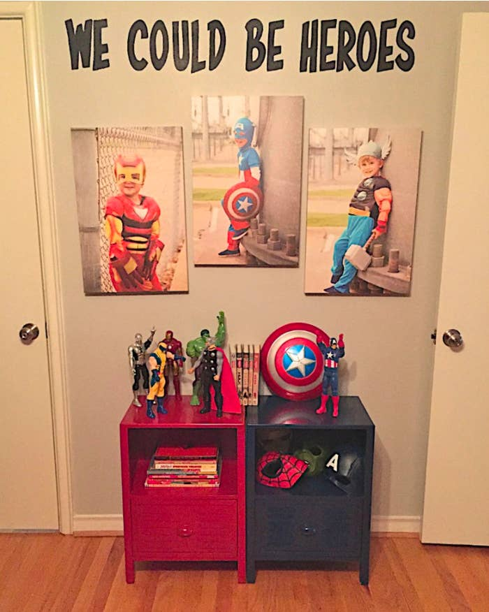 19 Beyond Clever Superhero Room Ideas You Ll Want To Steal