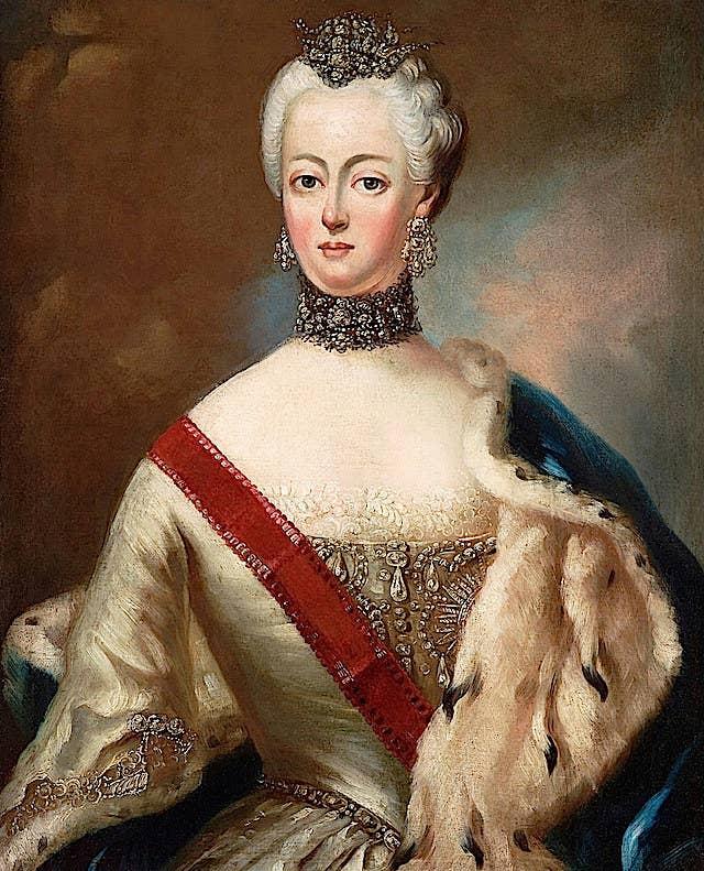 她是俄罗斯的一位传奇皇后,比任何其他女性领导人的统治时间长,她所做的一切都很好。