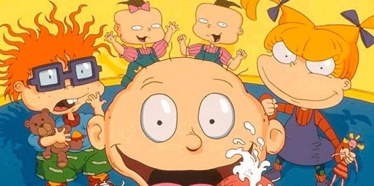 lil rugrats get lost movie - 555×292