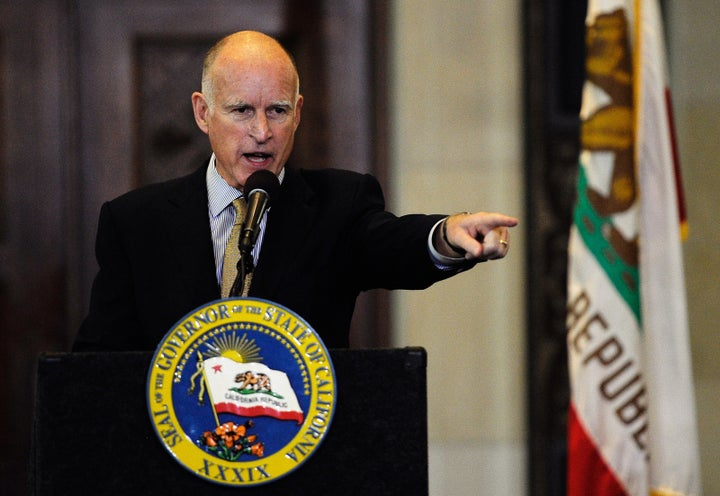 This is Jerry Brown. He's the governor of California and has made fighting climate change a major theme of his time in office. On Thursday, he took the extraordinary step of announcing that his state would host a global climate summit.