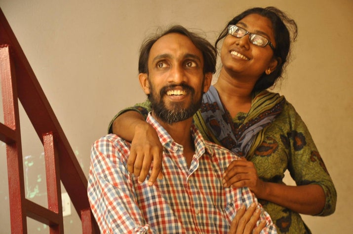 Divya is currently pursuing her Ph.D in law, while Shafeek is a journalist and runs a publishing house called AMIBOOKS.