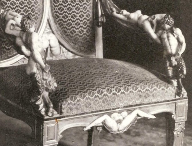 Sexual adventures of catherine the great