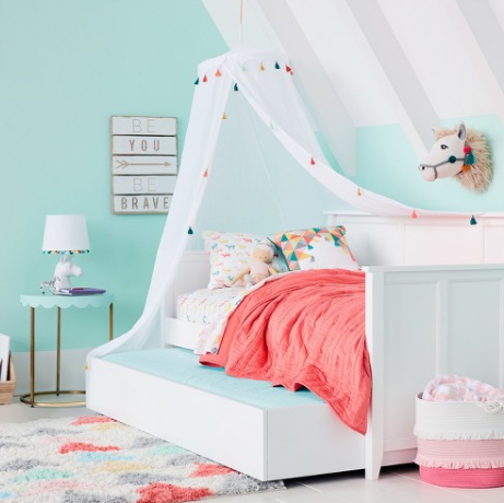 a3ff3571a19 6. Target for furniture and bedding so cute your kids will want to use it  into adulthood.