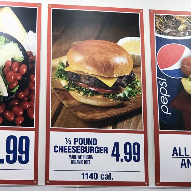 We Tested Out The New Cheeseburger At Costco To See WTF The