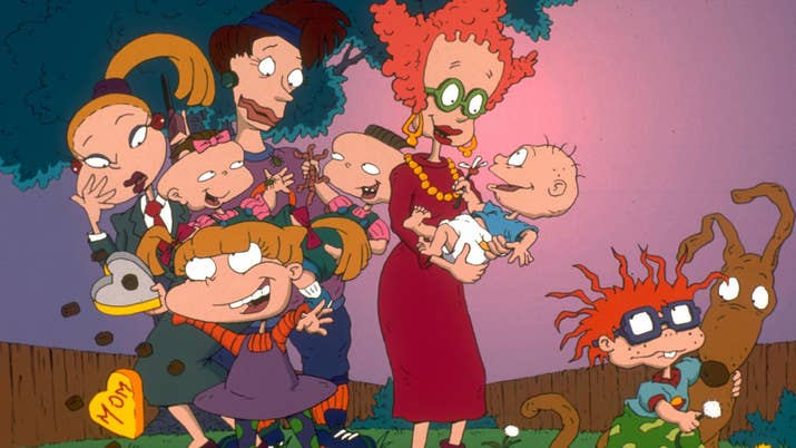 This is probably one of the more well-known ~it was all a dream~ fan theories. It goes like this:Angelica was a lonely child, neglected by her parents, and dreamed up the rest of the Rugrats to keep her company. But that's not the darkest part – the babies were all real at one point, they just tragically died. Chuckie died in a car accident, which explains his father's neurotic behaviour. Tommy was stillborn, which drove Stu to madness and is why he spends all of his time in the basement, making toys. Phil and Lil's mother had an abortion, and Angelica never knew the sex of the baby, so she invented identical twins, one male, and one female. Kimi was taken away by social services because her mother was a drug addict. The only real baby was Dil, which is why he was the only baby who didn't talk in the show.Don't worry if you're totally horrified by this theory, though – the show's creator, Arlene Klasky, told BuzzFeed last year that it's definitely not true.