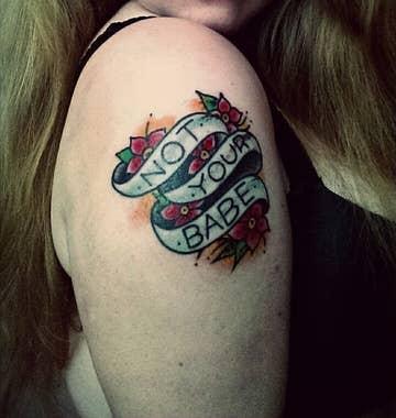 6f5c796eb 29 Badass Tattoos That Will Inspire Every Feminist
